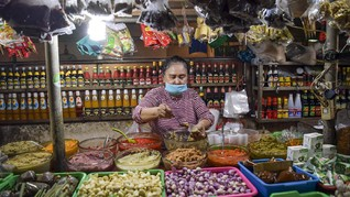GrabMart Rangkul Pedagang Tradisional Pasarkan Dagangan