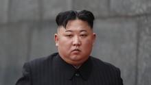 Kim Jong-un Kunjungi Korban Banjir Korea Utara