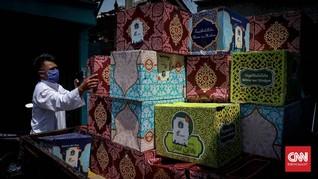 Penyaluran Bansos DKI Kedua, Pasar Jaya Tak Gandeng Retail