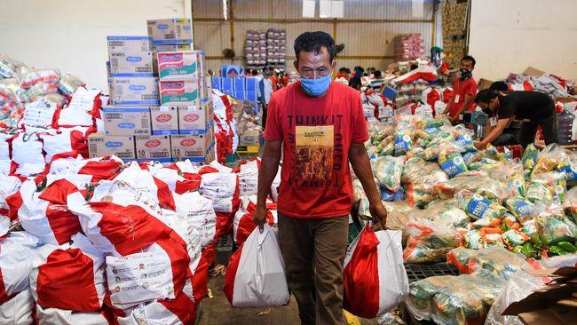 Kemenkeu tak mempermasalahkan kalau ada orang miskin yang menerima lebih dari satu bantuan sosial karena peruntukannya sama; untuk membantu mereka.