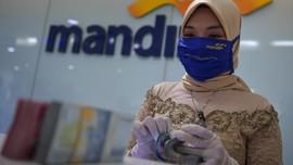 Jelang New Normal, Bank Mandiri Lakukan Langkah Adaptasi