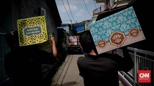 Indonesia Jadi Negara Paling Dermawan di Dunia Versi CAF