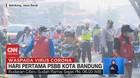 VIDEO: Melihat Situasi Hari Pertama PSBB Kota Bandung