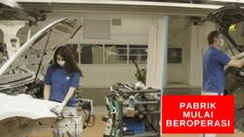 VIDEO: Di Tengah Corona, Perusahaan Besar Kembali Produksi