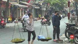 VIDEO: Nihil Kasus Baru Corona, Vietnam Longgarkan Jaga Jarak