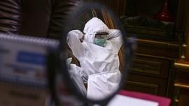 7 Bulan Pandemi Covid-19, 253 Dokter Hingga Perawat Wafat