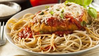 Resep Berbuka Puasa: Chicken Parmigiana