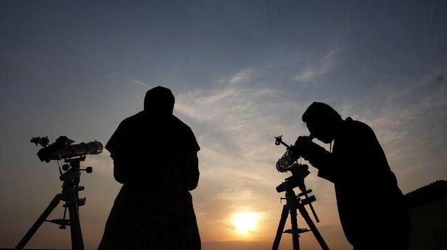 BMKG bicara soal lebaran Idulfitri 2021 dan penentuan hisab hingga rukyat hilal di akhir Ramadan.