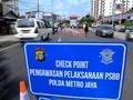Sudah Zona Hijau, RW 10 Ciracas Tetap Berlakukan PSBL