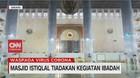 VIDEO: Masjid Istiqlal Tiadakan Salat Tarawih