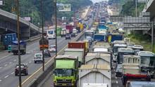 Arus Balik, Jasa Marga Catat 95 Ribu Mobil Menuju Jakarta