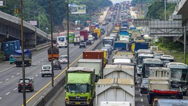 Jasa Marga Catat 111 Ribu Kendaraan Masuk DKI pada 25-26 Mei