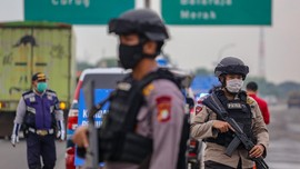 Polisi Pergoki Truk Bawang Bawa 6 Pemudik Tujuan Brebes