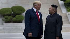 Trump Sebut Kim Jong-un Tunjukkan Kepala Paman Usai Dibunuh