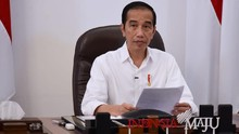 Jokowi Minta Program Pemulihan Ekonomi Cegah Moral Hazard
