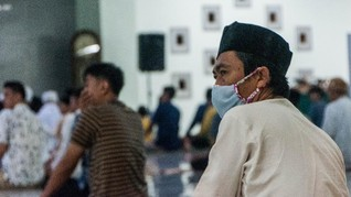 Hari Ini, Warga Depok Tak Pakai Masker Didenda Rp50 Ribu