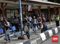 SIKM Dihapus, Penumpang di Terminal Jakarta Melonjak Drastis