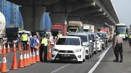 463 Kendaraan Putar Balik Ditolak Masuk Jawa Tengah