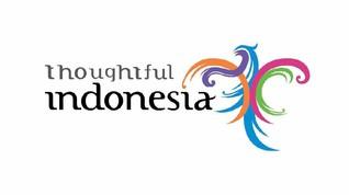Corona, Logo 'Wonderful Indonesia' Disusupi Pesan Baru