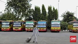 Bus Sinar Jaya dari Jakarta ke Jateng Cuma Angkut 1 Penumpang