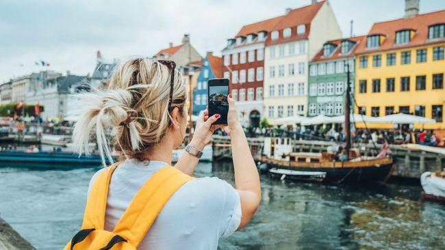 Traveling to Copenhagen