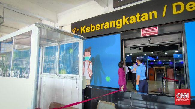 PT Angkasa Pura II (Persero) selaku operator Bandara Husein Sastranegara menerapkan protokol kesehatan ketat untuk mengantisipasi lonjakan penerbangan.