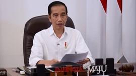 Jokowi Berduka Perawat Hamil Surabaya Meninggal karena Corona