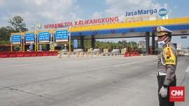 Jasa Marga Tutup Akses Keluar Tol Semarang Imbas PPKM Darurat