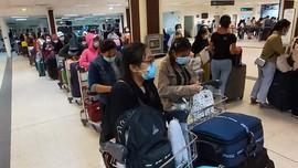 RI Kembali Pulangkan Ratusan WNI dari China