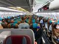 Aturan Batas Penumpang Dihapus, Garuda Isi Pesawat 70 Persen