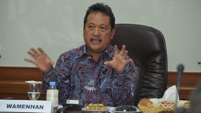 Wamenhan Wahyu Sakti Trenggono menyebut dirinya bersama Arief bertemu, dan berdiskusi tentang food estate pada pekan lalu.