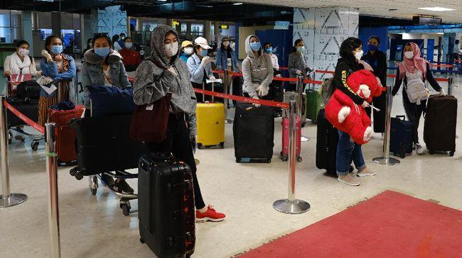 Pemerintah Indonesia berupaya memulangkan 7.200 pekerja migran dari Malaysia dan akan langsung diisolasi di Wisma Pademangan, Jakarta.