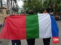 Tiga Pengibar Bendera RMS Terancam Hukuman Seumur Hidup