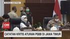VIDEO: Catatan Kritis Aturan PSBB di Jawa Timur
