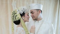 <p>Zaskia 'Gotik' telah menikah siri dengan seorang pengusaha Kalimantan Timur Sirajuddin Mahmud di Cikarang pada 22 April 2020. (Foto: Instagram @mozawahyu)</p>