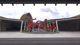 Jokowi Sebut 8 Bandara Internasional Potensial Jadi Super Hub
