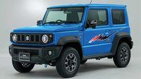 Biar Makin Klasik, Suzuki Tawarkan Livery Retro untuk Pengguna Jimny
