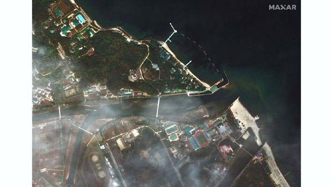 LAPAN membeberkan cara mereka pakai satelit untuk mengintai rumah warga penerima Bansos dari Kemensos.