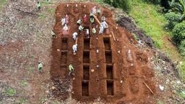 Kematian Covid di Indonesia Masih Lebih dari Rata-rata Global