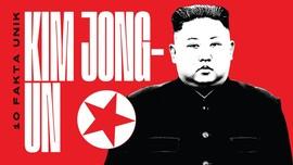 INFOGRAFIS: Deretan Fakta Unik Kim Jong-Un