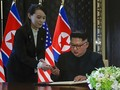 Adik Kim Jong-un Ancam Batalkan Pakta Militer Korut-Korsel