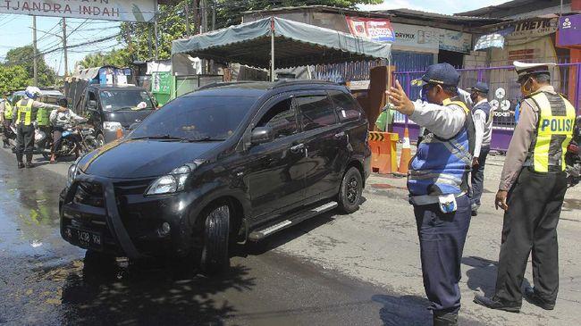 Pemerintah Kabupaten Bogor tidak mau menerima kendaraan membawa pemudik dari Jakarta dan daerah sekitarnya.
