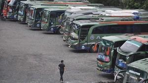 Harga Tiket Bus AKAP Bakal Naik Saat New Normal
