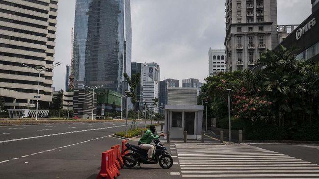 Langgar Psbb 101 Perusahaan Di Jakarta Ditutup Sementara
