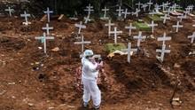 Sopir Ambulans Positif Corona Usai Angkat Peti Jenazah PDP