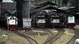 Pembangunan Kereta Api Luar Jawa Ditarget Rampung 2030