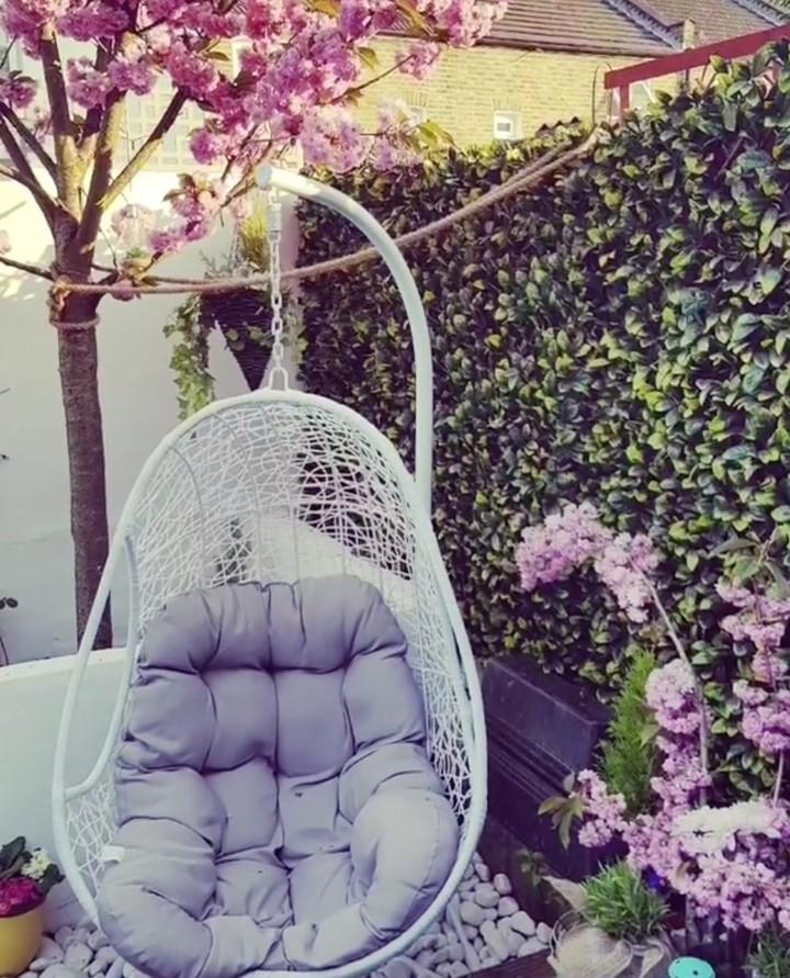 Mini Garden Rumah Angie Virgin di London