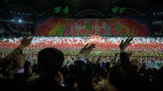 Rungrado May Day, Stadion Terbesar di Dunia Milik Korea Utara