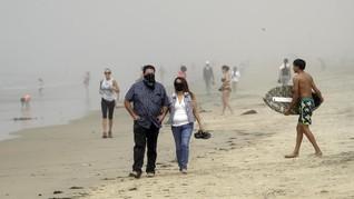 Ribuan Warga AS Nekat Piknik di Pantai saat Pandemi Corona