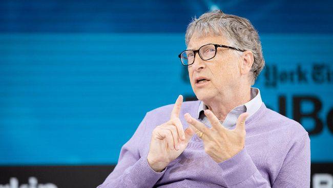 Bill Gates mengomentari soal
